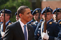 President Barack Obama, Germany 2009