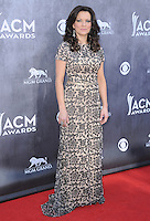 LAS VEGAS, NV - APRIL 6:  Martina McBride at the 49th Annual Academy of Country Music Awards at the MGM Grand Garden Arena on April 6, 2014 in Las Vegas, Nevada.MPIPG/Starlitepics