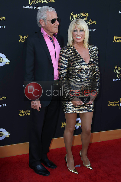 Alan Hamel, Suzanne Somers<br /> at the Television Academy's 70th Anniversary Celebration Gala, Television Academy, North Hollywood, CA 06-02-16<br /> David Edwards/Dailyceleb.com 818-249-4998