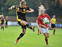 2013.10.13 U17 Switzerland - Belgium