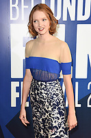 Lily Cole<br /> arriving for the 2017 London Film Festival Awards at Banqueting House, London<br /> <br /> <br /> ©Ash Knotek  D3336  14/10/2017