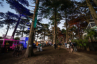 SAN FRANCISCO, CALIFORNIA - AUGUST 11: Grass Lands - Atmosphere during the 2019 Outside Lands Music And Arts Festival at Golden Gate Park on August 11, 2019 in San Francisco, California. Photo: Alison Brown/imageSPACE/MediaPunch