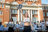 The Drill Pep Rally - The Drill Field<br />  (photo by Megan Bean / &copy; Mississippi State University)