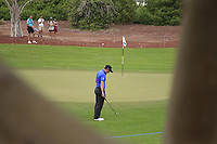 Paul Dunne (IRL) on the 13th fairway during the 3rd round of the DP World Tour Championship, Jumeirah Golf Estates, Dubai, United Arab Emirates. 17/11/2018<br /> Picture: Golffile | Fran Caffrey<br /> <br /> <br /> All photo usage must carry mandatory copyright credit (© Golffile | Fran Caffrey)
