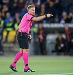03.10.2019 Young Boys of Bern v Rangers: Referee Manuel Schuettengruber