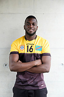 Antoni Mossi, FC Chiasso Antoni Mossi, Goalkeeper, FC Chiasso, Congo National Football player, Africa Cup