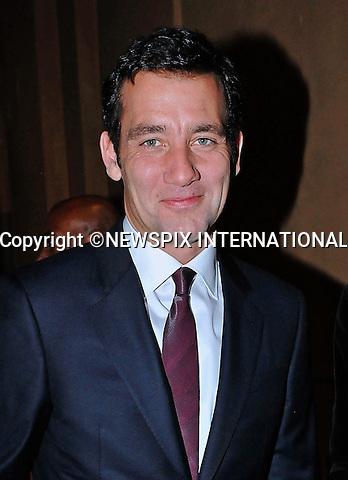 "CLIVE OWEN.attends the launch of Vertu's first touchscreen handset, Constellation at Palazzo Serbelloni, Milan, Italy_18/10/2011.Vertu is the market leader in luxury mobile phones..Mandatory Credit Photo: ©Sestini/NEWSPIX INTERNATIONAL..**ALL FEES PAYABLE TO: ""NEWSPIX INTERNATIONAL""**..IMMEDIATE CONFIRMATION OF USAGE REQUIRED:.Newspix International, 31 Chinnery Hill, Bishop's Stortford, ENGLAND CM23 3PS.Tel:+441279 324672  ; Fax: +441279656877.Mobile:  07775681153.e-mail: info@newspixinternational.co.uk"