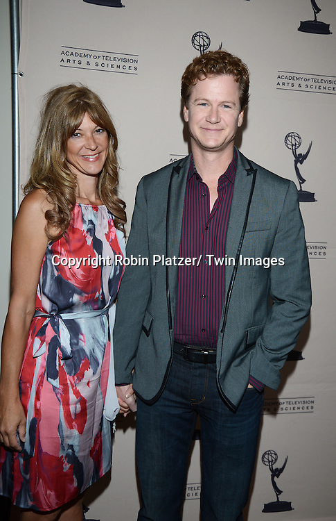 John Mezzler of the Price is Right attends the Academy Of Television Arts & Science Daytime Programming  Peer Group Celebration for the 40th Annual Daytime Emmy Awards Nominees party on June 13, 2013 at the Montage Beverly Hills in Beverly Hills, California.