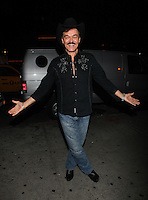 NEW YORK, NY - SEPTEMBER 6: Randy Jones  attends Fashion's Night Out at Patricia Field's  in New York City, NY. September 6, 2012. © Diego Corredor/MediaPunch Inc.