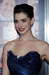 """HOLLYWOOD, CA. - February 08: Anne Hathaway arrives at the """"Valentine's Day"""" Los Angeles Premiere at Grauman's Chinese Theatre on February 8, 2010 in Hollywood, California."""