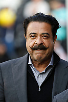 Fulham owner, Shahid Khan seen during the Sky Bet Championship play off semi final 2nd leg match between Fulham and Derby County at Craven Cottage, London, England on 15 May 2018. Photo by Carlton Myrie / PRiME Media Images.