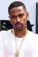 LOS ANGELES, CA - JUNE 30: Big Sean attends the 2013 BET Awards at Nokia Theatre L.A. Live on June 30, 2013 in Los Angeles, California. (Photo by Celebrity Monitor)