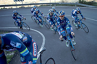 Antoine Demoitié (BEL/Wanty-Groupe Gobert) & team climbing<br /> <br /> Pre-season Training Camp january 2016