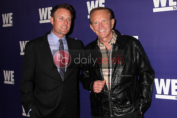 Chris Harrison, Bob Eubanks<br />