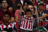 GUADALAJARA,JAL. AUGUST 4,2013.  General view during the game of Liga MX between Chivas against Atlante at Omnilife Stadium. // Vista General durante el juego  de La Liga MX entre Chivas vs Atlante en el Estadio Omnilife. <br /> PHOTOS: NORTEPHOTO/GERMAN QUINTANA**CR&Eacute;DITO OBLIGATORIO** **USO EDITORIAL** **NO VENTAS** **NO ARCHIVO**