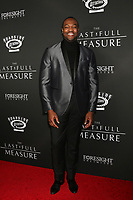LOS ANGELES - JAN 16:  Ser'Darius Blain at the The Last Full Measure Premiere - Arrivals at the ArcLight Hollywood on January 16, 2020 in Los Angeles, CA