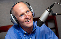 Gov. Rick Scott on the radio 7-28-11