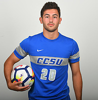 CCSU MSoccer Photo Day 8/16/2018