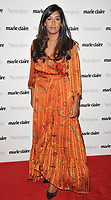 Tina Daheley at the Marie Claire Future Shapers Awards 2018, The Principal London, Russell Square, London, England, UK, on Tuesday 09 October 2018.<br /> CAP/CAN<br /> &copy;CAN/Capital Pictures