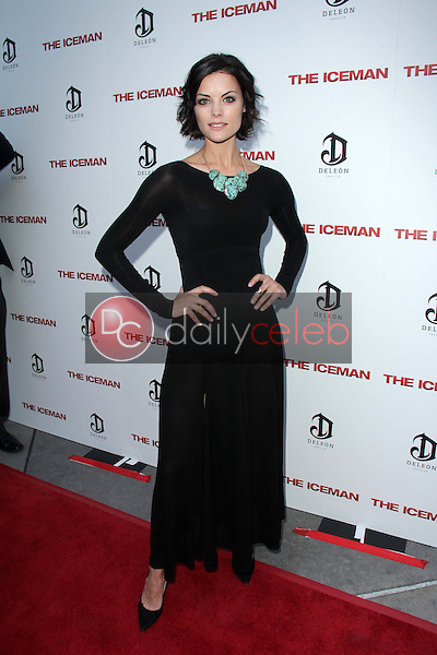 """Jaimie Alexander<br /> at """"The Iceman"""" Red Carpet, Arclight Theater, Hollywood, CA 04-22-13<br /> David Edwards/DailyCeleb.Com 818-249-4998"""