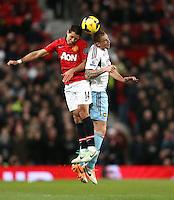 Manchester Utd v West Ham Utd 21-Dec-2013