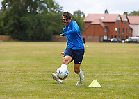 23rd May 2020; United Select HQ, Richings Sports Park, Iver, Bucks, England, United Select HQ exclusive Photo shoot session; Jordan Morgan during shooting practise