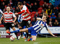 Doncaster v Sheffield Wednesday 22.3.14