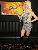 Bella French at Rick's Cabaret, <br /> NYC,<br /> New York, <br /> Tuesday, March 18, 2014