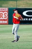 Wes Hatton - AZL Angels - 2009 Arizona League.Photo by:  Bill Mitchell/Four Seam Images.