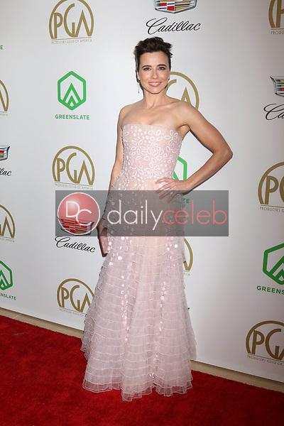 Linda Cardellini<br /> at the 2019 Producer's Guild Awards, Beverly Hilton Hotel, Beverly Hills, CA 01-19-19<br /> David Edwards/DailyCeleb.com 818-249-4998