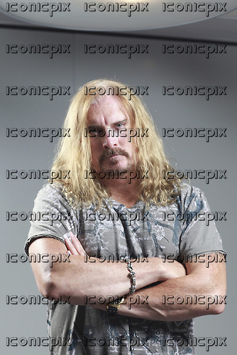 DREAM THEATER - Photosession in Paris France - 19 Aug 2013.  Photo credit: Manon Violence/Dalle/IconicPix