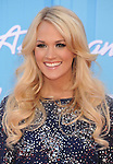 LOS ANGELES, CA - MAY 23: Carrie Underwood  arrives at 'American Idol' Season 11 Grand Finale Show at Nokia Theatre L.A. Live on May 23, 2012 in Los Angeles, California.