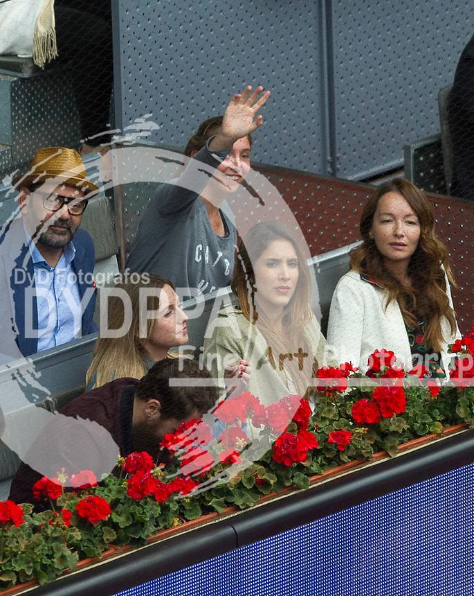 (Up L-R)  Jose Corbacho<br /> (Down L-R) Chacho Rodriguez; Ana Bernal; Daniela Ospina; Ana Antic
