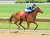Fond of Candy winning at Delaware Park on 6/15/15