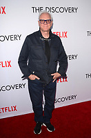 LOS ANGELES, CA - MARCH 29: Malcolm McDowell at the Netflix special film screening of The Discovery  at The Vista Theater in Los Angeles, California on March 29, 2017. Credit: David Edwards/MediaPunch