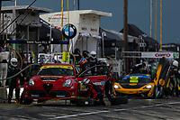 #3 KMW Motorsports with TMR Engineering Alfa Romeo Giulietta TCR, TCR: Mark Kvamme, Pit Stop