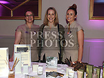 Tessa Watson, Avril Rickard and Nicole Madden from Haven Hollistic at the Living With Cancer conference in City North hotel. Photo:Colin Bell/pressphotos.ie