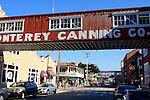Bay Street on Cannery  Row