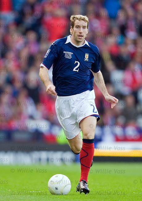 Kirk Broadfoot, Scotland