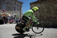 Tom-Jelte Slagter (NLD/Cannondale-Garmin)<br /> <br /> stage 13 (ITT): Bourg-Saint-Andeol - Le Caverne de Pont (37.5km)<br /> 103rd Tour de France 2016