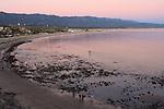 Dusk in Santa Barbara