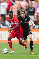 Washington, D.C. - Saturday May 20, 2017: The Chicago Fire defeated D.C. United 1-0 in a MLS match at RFK Stadium.