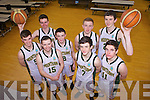 The Mercy Mounthawk U19 boys  are going to Boston on Saturday where they will play five games against American high school teams of the same age. Pictured were: Shane Crowley, Seán Dowling, Cathal Rogers, Mike O'Leary, Cian Sayers, Liam O'Herlihy, Tommy Sheehy and Cian Sullivan.