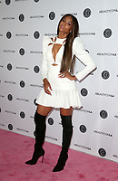 LOS ANGELES, CA - AUGUST 11: Ciara, at Beautycon Festival Los Angeles 2019 - Day 2 at Los Angeles Convention Center in Los Angeles, California on August 11, 2019. <br /> CAP/MPIFS<br /> ©MPIFS/Capital Pictures