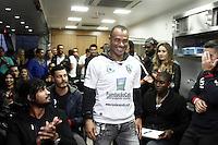 BARRETOS,SP, 28.08.2015 - BARRETOS-2015 - O ex jogador de futebol Cafú na 60ª edição da Festa do Peão de Boiadeiro de Barretos, no interior de São Paulo, ontem, 27. (Foto: Paduardo/Brazil Photo Press)