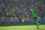 Manuel Neuer (GER), JULY 4, 2014 - Football / Soccer : FIFA World Cup Brazil 2014 quarter-finals match between France 0-1 Germany at Estadio do Maracana in Rio de Janeiro, Brazil. (Photo by FAR EAST PRESS/AFLO)