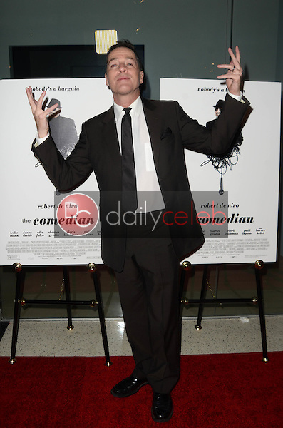 """French Stewart<br /> at """"The Comedian"""" Los Angeles Premiere, Pacific Design Center, West Hollywood, CA 01-27-17<br /> David Edwards/DailyCeleb.com 818-249-4998"""