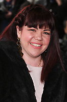 Briony Williams<br /> arriving for the TRIC Awards 2019 at the Grosvenor House Hotel, London<br /> <br /> ©Ash Knotek  D3487  08/03/2019