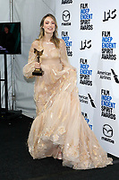 LOS ANGELES - FEB 8:  Olivia WIlde at the 2020 Film Independent Spirit Awards at the Beach on February 8, 2020 in Santa Monica, CA