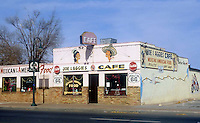Joe & Aggies Cafe on old Route 66 in Holbrook, AZ